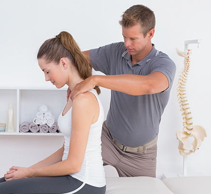 Conditions Treated By Our Chiropractor